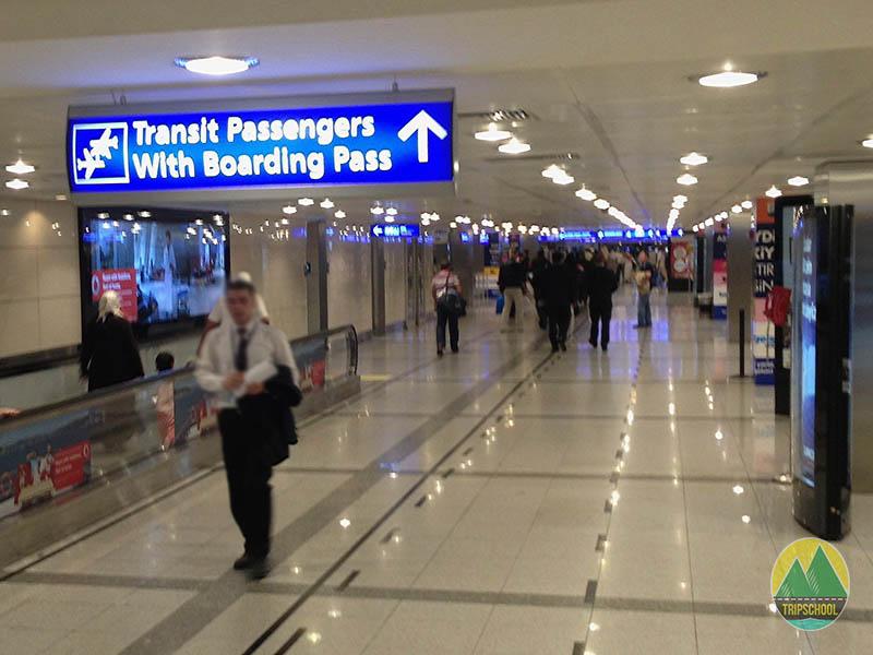 Если лететь транзитом через европу нужна ли виза для россиян