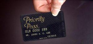 Бизнес зал Priority Pass